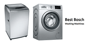 Image of Best Bosch Washing Machines in India with Reviews & Price List 2019